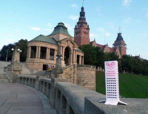 OSPA Szczecin Wesoły Wieżowiec jarmarki bożonarodzeniowe