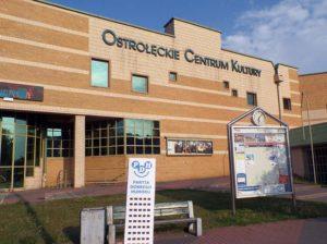 Ostrołeka Wesoły Wieżowiec OSPA Ostrołęckie Centrum Kultury
