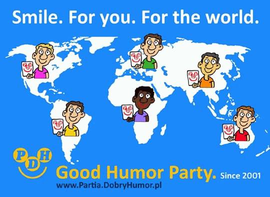 Partia Dobrego Humoru Good Humor Party