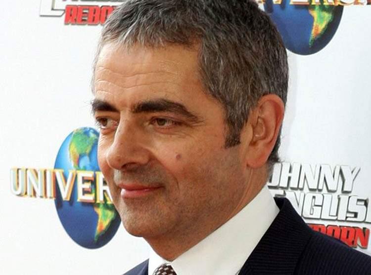 komik Rowan Atkinson Jaś Fasola