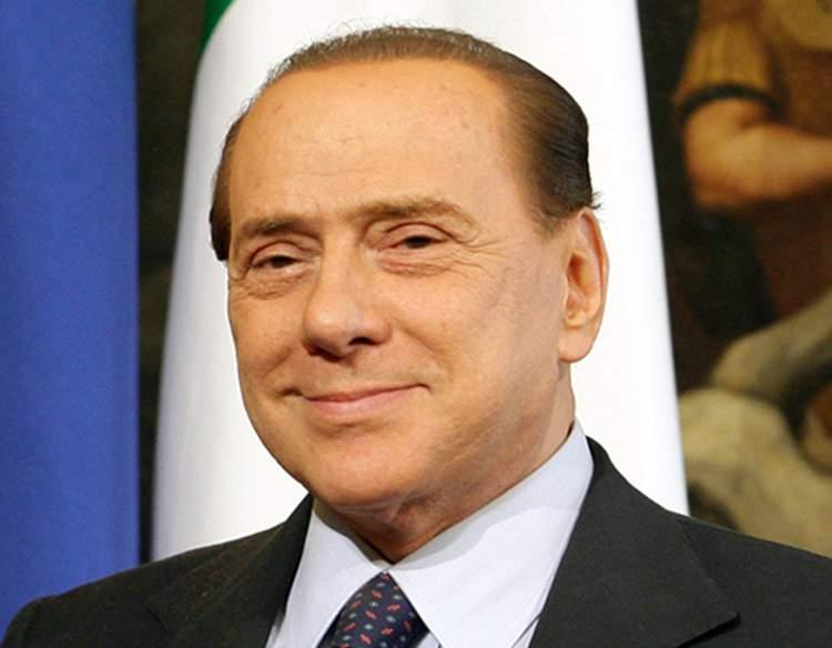 Silvio Berlusconi premier Włochy VIP-y dowcipy