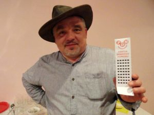 honorowy sołtys Wąchock Marek Samsonowski Partia Dobrego Humoru