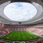 Łużniki stadion Rosja Mundial 2018 ciekawostki