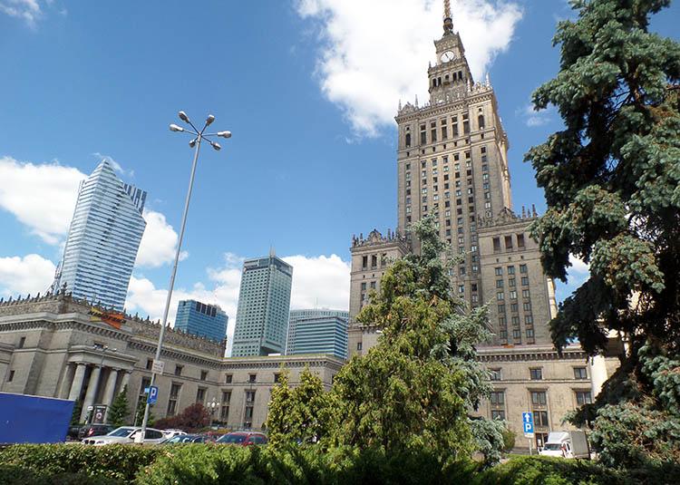 Warszawa satyra satyrycy