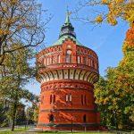 wieża ciśnień Bydgoszcz ciekawostki o Bydgoszczy