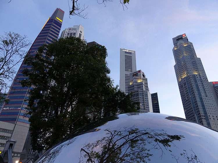 city Singapore Singapur podróże travels