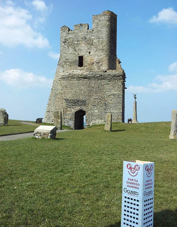Aberystwyth Walia zamek