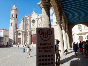 Hawana Kuba katedra