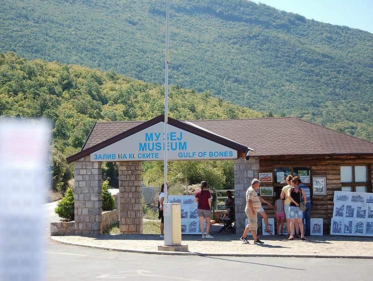 Macedonia Zatoka Kości Orchyd