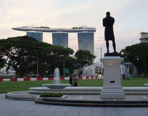 hotel Marina Bay Sand Singapore Singapur