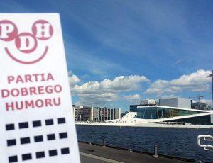 Oslo Norwegia ciekawostki podróże