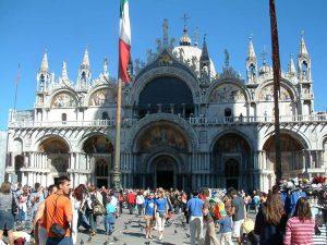 Wenecja ciekawostki Bazylika świętego Marka