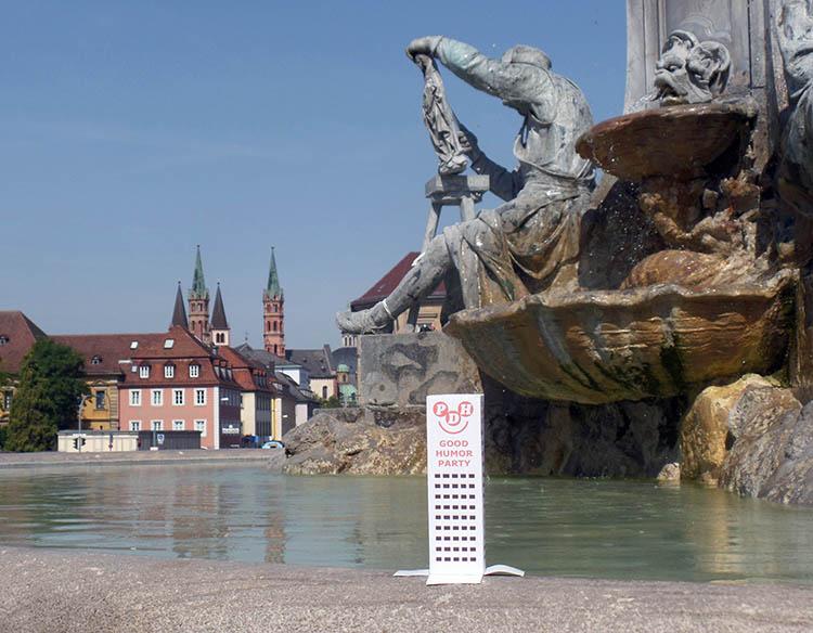 Wurzburg Niemcy Germany Deutschland