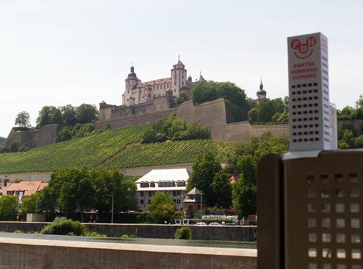 Wurzburg Niemcy Germany Deutschland Wurzburg