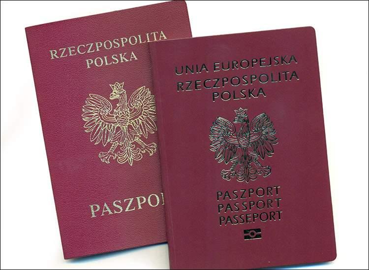paszport ciekawostki