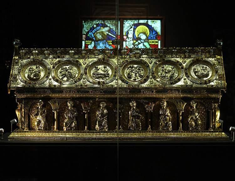 relikwiarz Maura