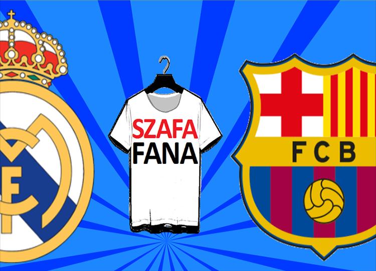 gran derbi el classico Real Madryt Barca Barcelona