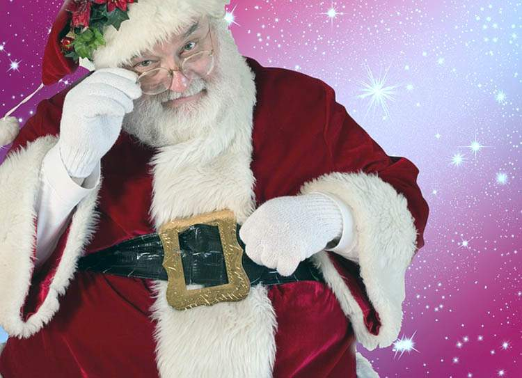 ile zarabia święty Mikołaj