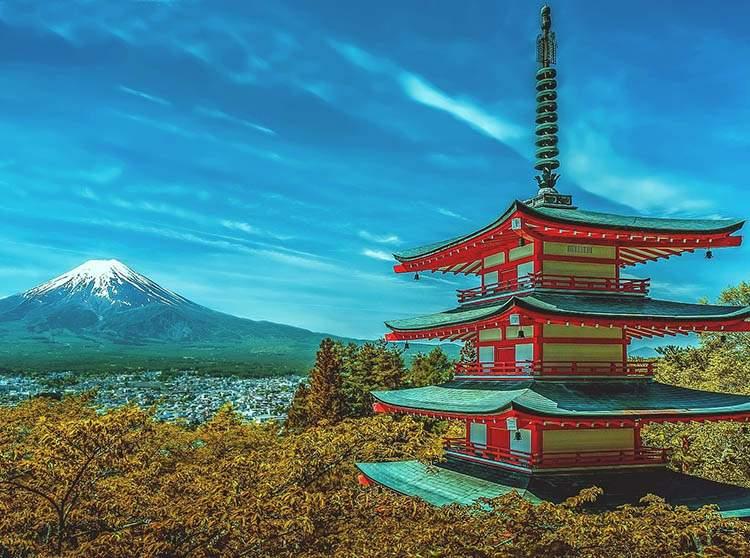 Japonia ciekawostki