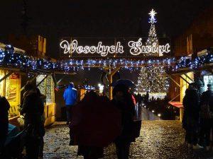 jarmark bożonarodzeniowy Warszawa przysłowia na Boże Narodzenie