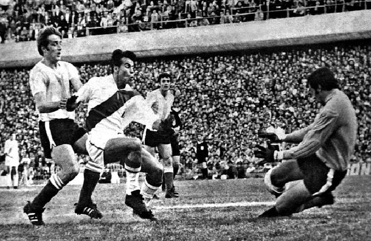 1970 Peru rgentyna
