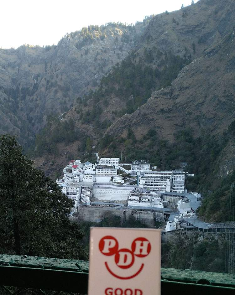 Vaishno Devi India