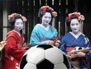 Japonia piłka nożna ciekawostki