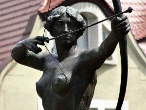 Łuczniczka Bydgoszcz ciekawostki o Bydgoszczy