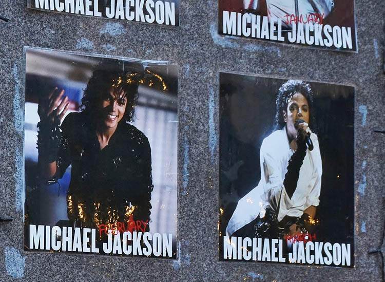 Michael Jackson anegdoty dowcipy the Jacksons 5
