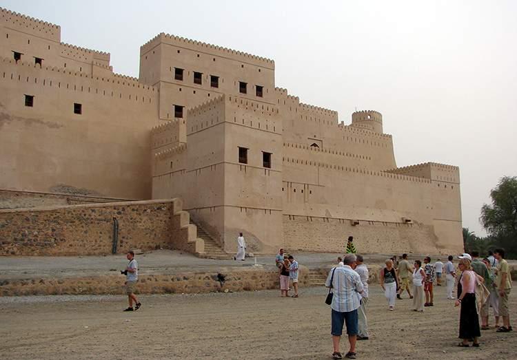 Al Hazm Oman ciekawostki