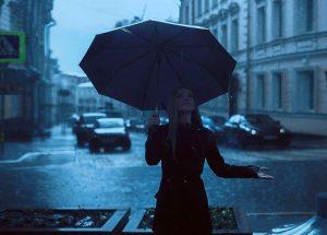 przysłowia o deszczu deszcz jesień ulewa