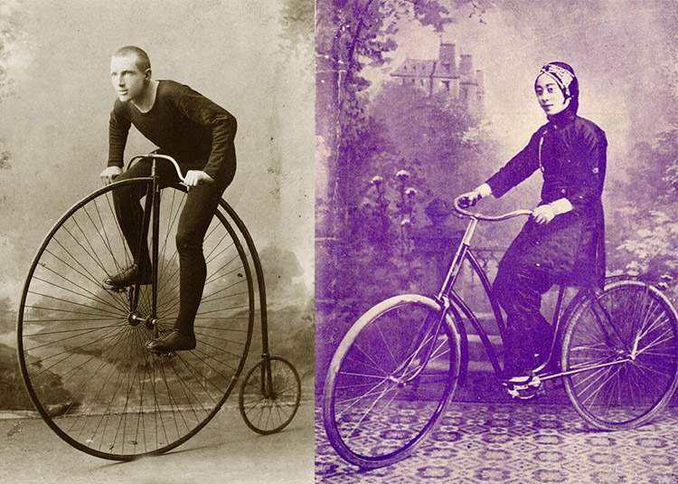 rower ciekawostki historia roweru