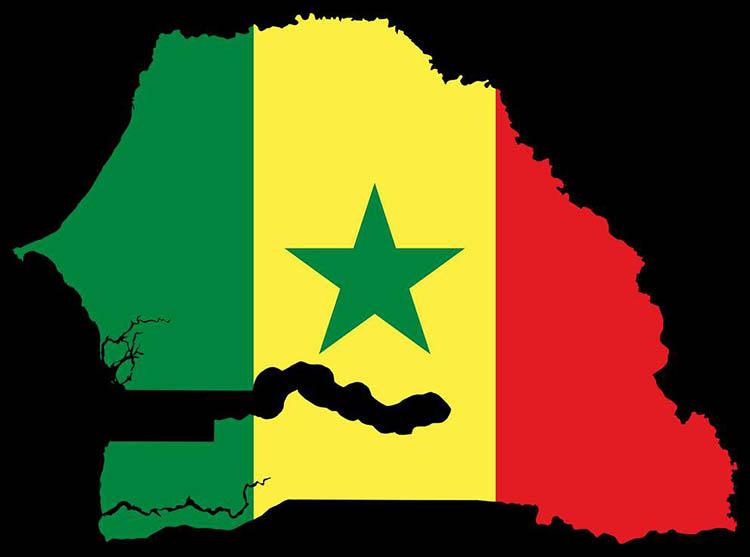 Senegal sport laamb ciekawostki piłka nożna