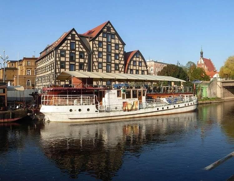 spichrze Bydgoszcz ciekawostki o Bydgoszczy