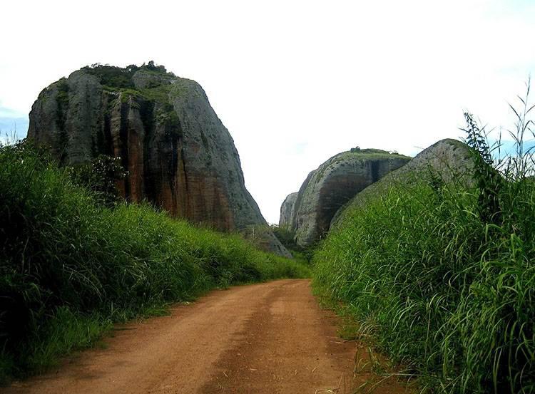 Angola ciekawostki o Angoli Afryka
