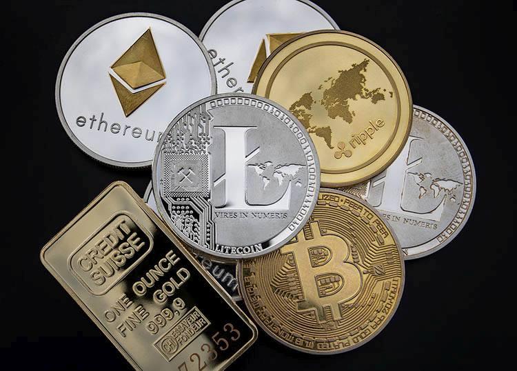 blockchain kryptowaluty