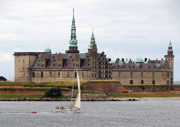 Helsingor Dania zamek Kronberg ciekawostki