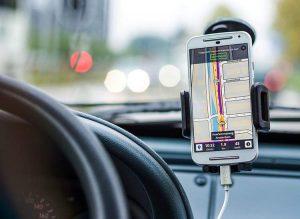 nawigacja gps samochody kierowcy