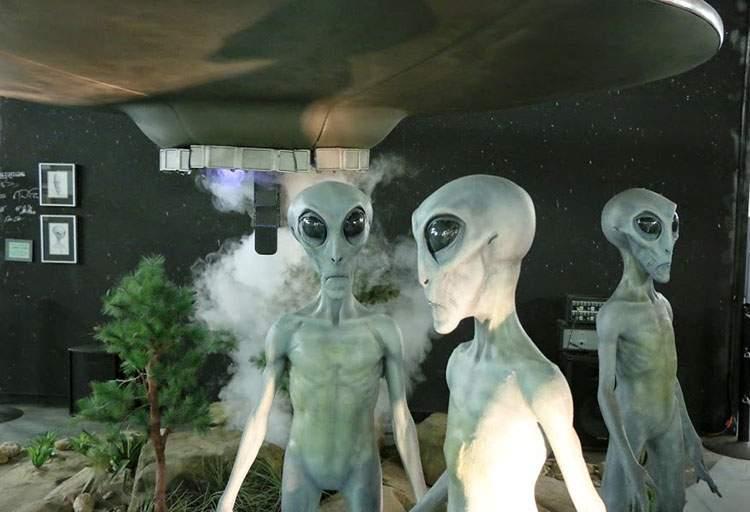 Roswell USA aliens UFO Nowy Meksyk ciekawostki o Amerykanach