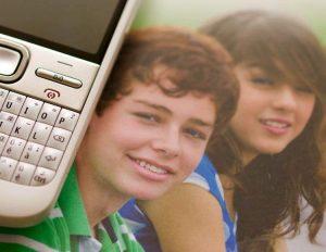 sen dziecka sny telefony elektronika telewizor