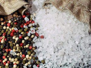 sól zdrowie odżywianie sód