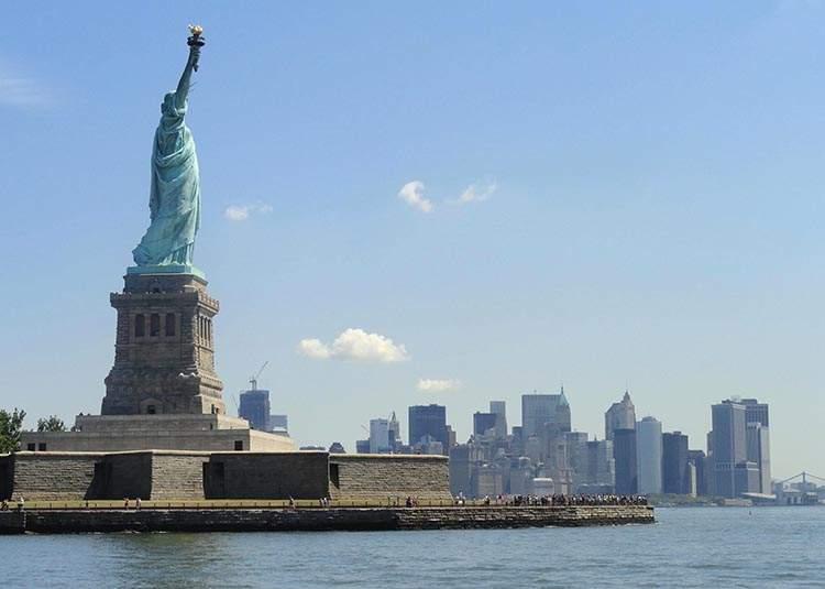 Statua Wolności Nowy Jork USA NYC ciekawostki