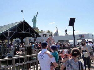Statua Wolności Nowy Jork USA NYC ciekawostki o Amerykanach