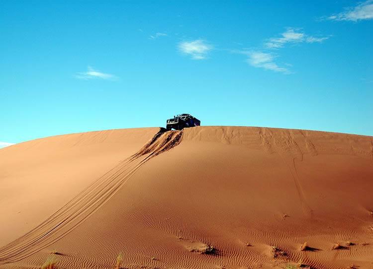 pustynia Afryka ciekawostki o Afryce