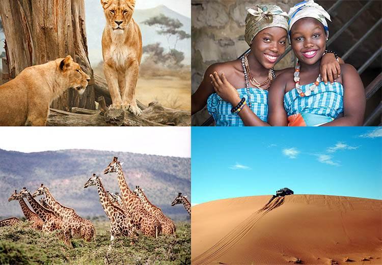 Afryka ciekawostki o Afryce