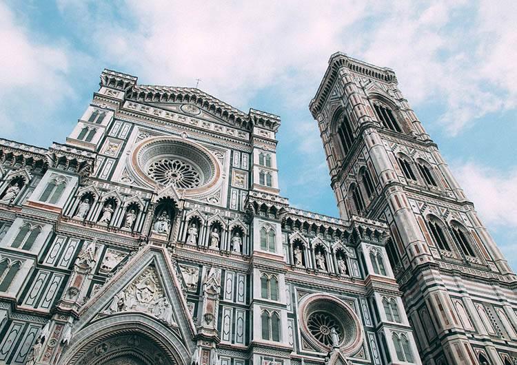 Florencja Europa ciekawostki o Europie