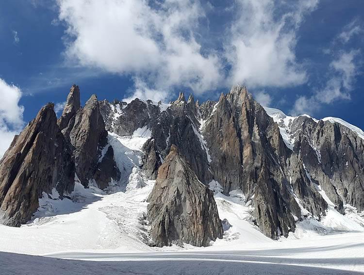 Mont Blanc Europa ciekawostki o Europie