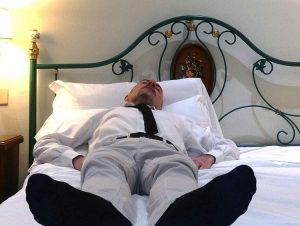 spanie efektywny sen