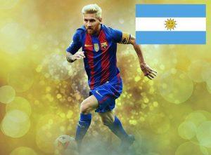 Argentyna piłka nożna ciekawostki reprezentacja Argentyny Leo Messi