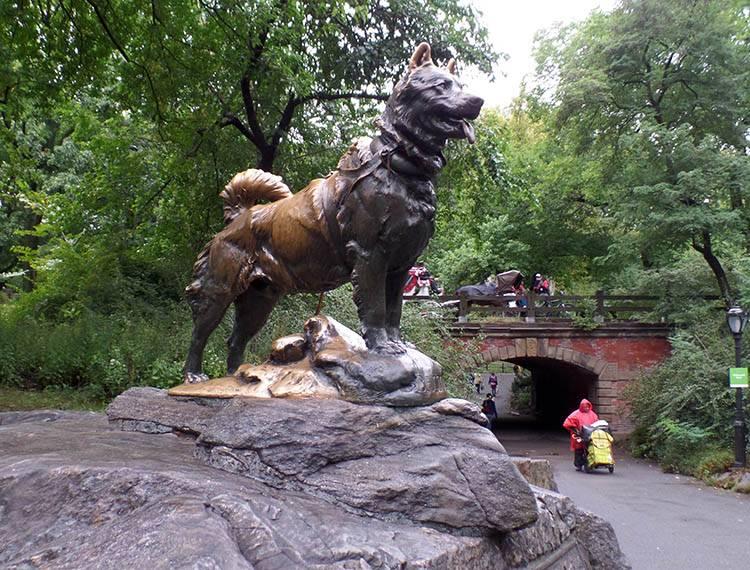 Central Park ciekawostki Nowy Jork